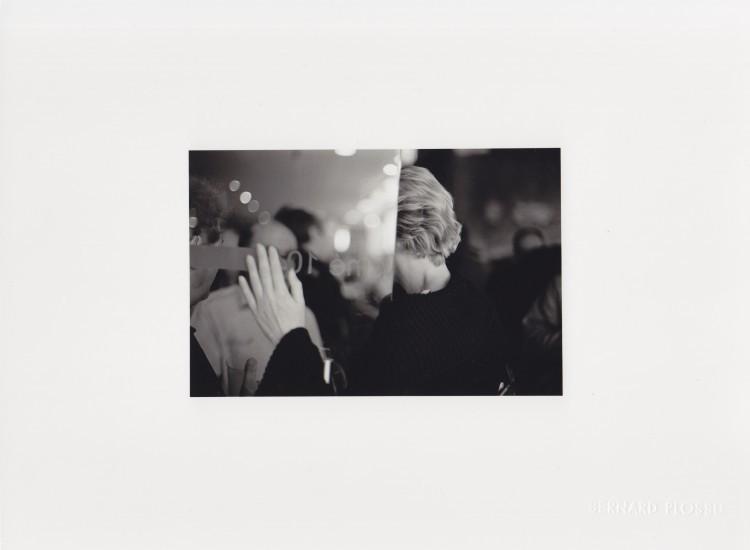 Art Alarm – Bernard Plossu, Paris 2011, 11,5 x 8 cm, s/w Baryt, Edition 2/30