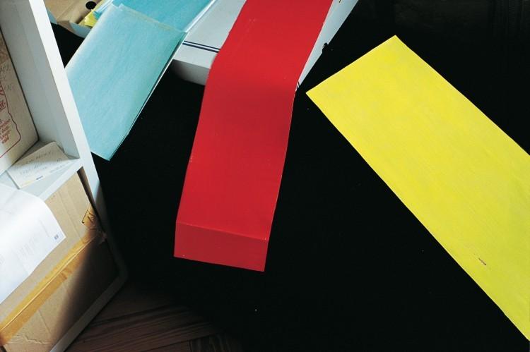 Art Alarm – Platino: Extern 138, 2006/2011, Cibachrome, Acrylglas, Aluminiumrahmen, 80,6 × 120,9 cm, Foto: Platino