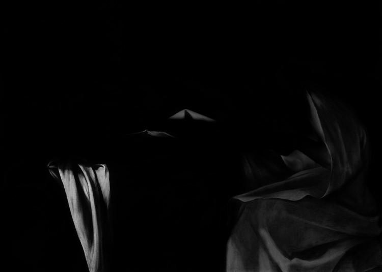 Art Alarm – Manoel Veiga, Matéria Escura #28, 2015, Fotografie auf Leinwand, 79 x 110 cm