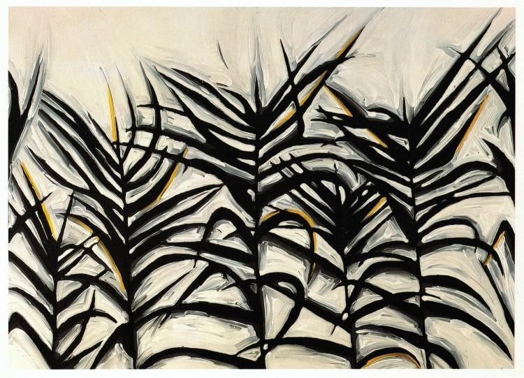 Art Alarm – Giuseppe Scaiola, Cane, 1990, 200 x 150 cm, Acryl auf Lw
