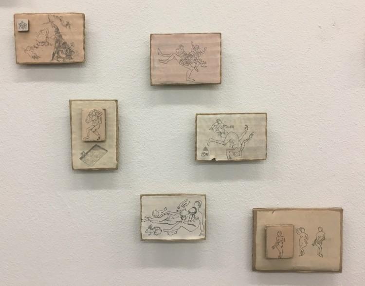 Art Alarm – Johanna Wittwer, Installationsansicht, 2020