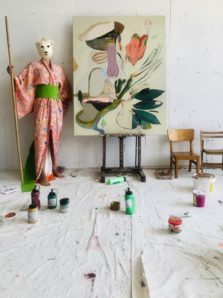 Art Alarm – Im Atelier